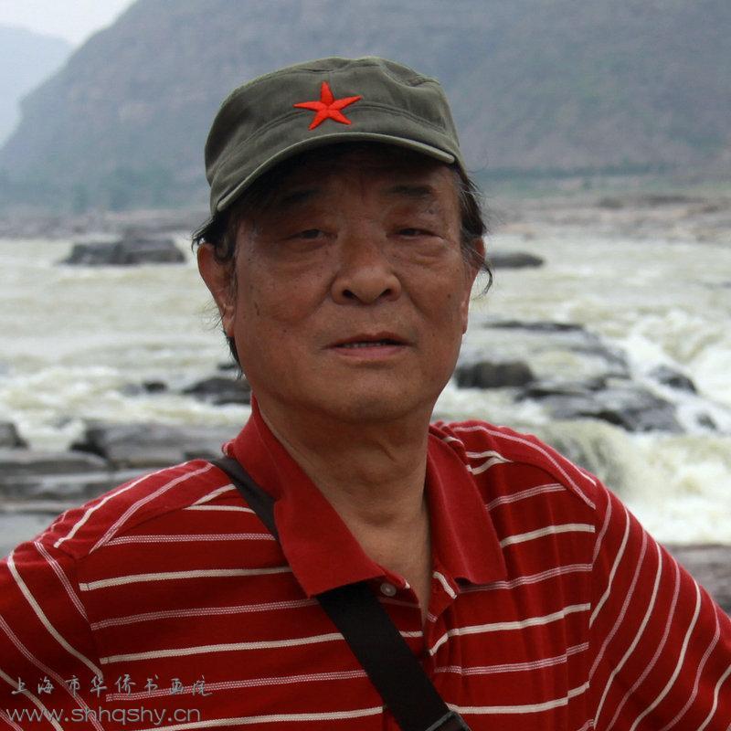 孜孜不倦的笔墨尘缘 - 记海派知名画家杨列章先生