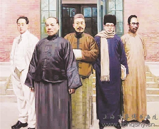 陈丹青《国学研究院》登场秋拍